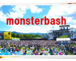 monsterbash2017に行く服装や持ち物は?必需品は何?バッグも重要?2