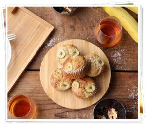 ローソンのバナナマフィンが美味しい!カロリーや値段は?食べ方も!4