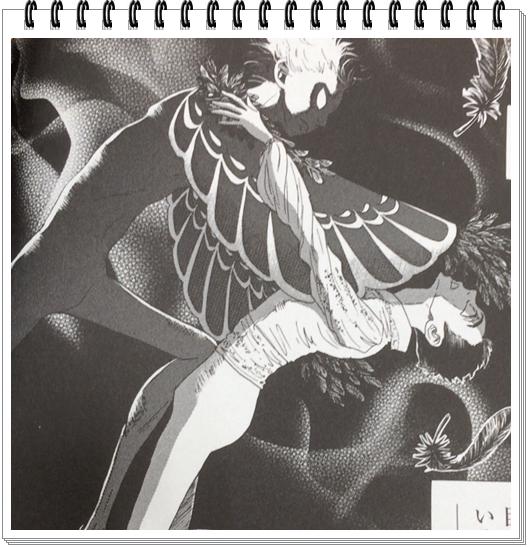 ダンス・ダンス・ダンスールの男子バレエが面白い!アニメや実写も? 白鳥の湖