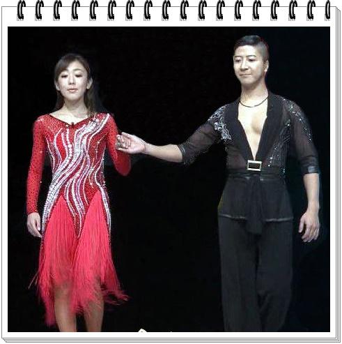 村主章枝社交ダンスの実力にコーチもビックリ!練習がすごいと話題に? ダンス披露