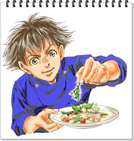 フェルマーの料理が面白いからおすすめ!アオアシと同じ作者が話題 主人公