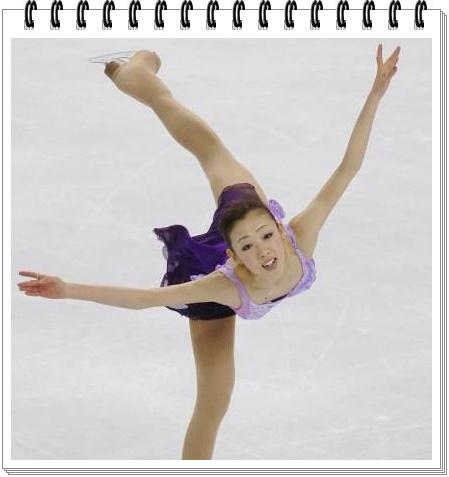 村主章枝社交ダンスの実力にコーチもビックリ! スケート