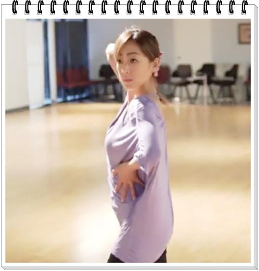 村主章枝社交ダンスの実力にコーチもビックリ!練習がすごいと話題に? 練習中