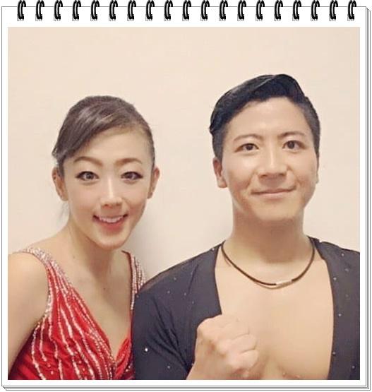 村主章枝社交ダンスの実力にコーチもビックリ!練習がすごいと話題に? 村主&ロペス