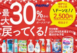 花王のpaypayキャンペーンはいくらまで?対象商品のおすすめは?1